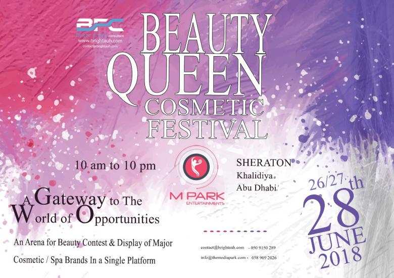 BEAUTY QUEEN COSMETIC FESTIVAL